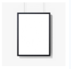 1. Premium Framed Vertical Prints