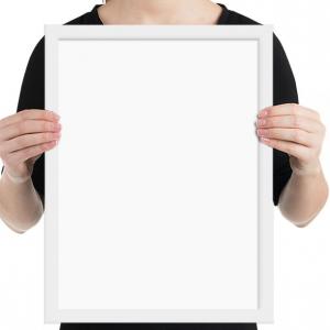 Framed Art Poster Print